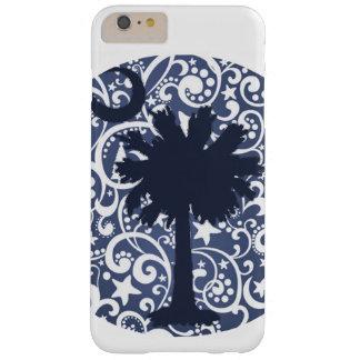 Funda Barely There iPhone 6 Plus Diseño de la caja del teléfono de la marina de