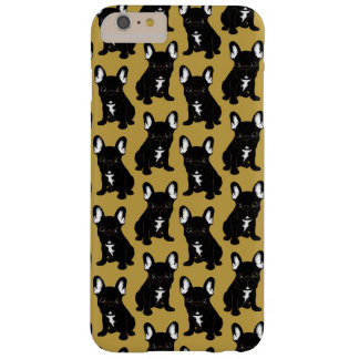 Funda Barely There iPhone 6 Plus Dogo francés Brindle