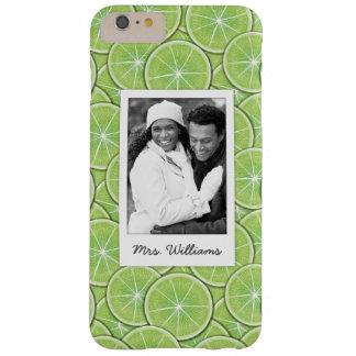 Funda Barely There iPhone 6 Plus El modelo verde el | de la cal añade su foto