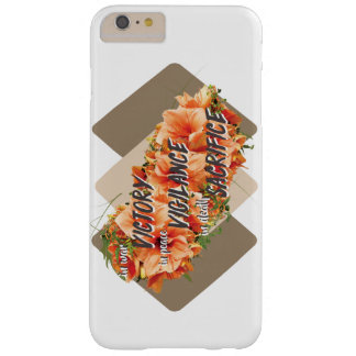 Funda Barely There iPhone 6 Plus Encargados grises Motto