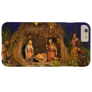 Funda Barely There iPhone 6 Plus Escena de la natividad