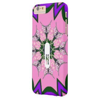 Funda Barely There iPhone 6 Plus Estampado de flores de moda femenino hermoso del