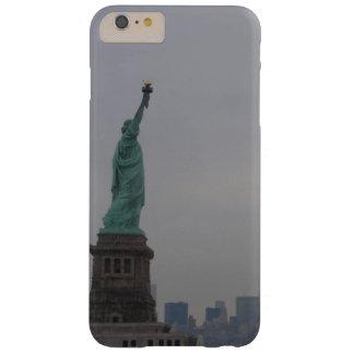 Funda Barely There iPhone 6 Plus Estatua de la libertad - New York City