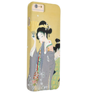 Funda Barely There iPhone 6 Plus Fan antigua