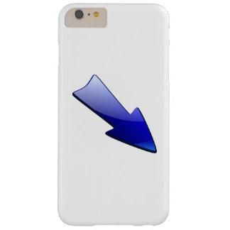 Funda Barely There iPhone 6 Plus Flecha