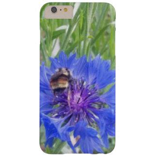 Funda Barely There iPhone 6 Plus Flor de la caja del teléfono y una abeja