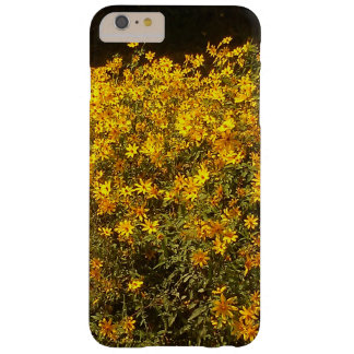 "Funda Barely There iPhone 6 Plus Flores del ""centelleo"" de Carolina del Norte"