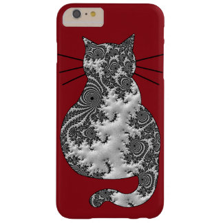 Funda Barely There iPhone 6 Plus Gato de la fantasía 3 D
