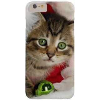 Funda Barely There iPhone 6 Plus Gato del navidad - gato del gatito - gatos lindos
