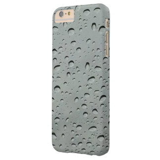 Funda Barely There iPhone 6 Plus Gotas de agua