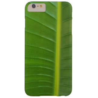 Funda Barely There iPhone 6 Plus hoja del plátano