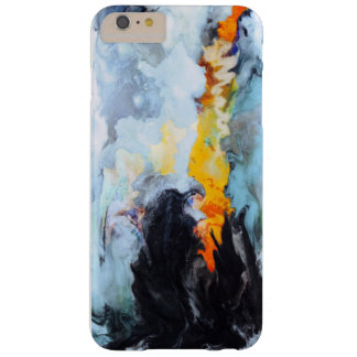 Funda Barely There iPhone 6 Plus Humo y llama