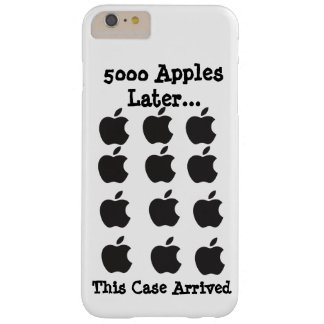 Funda Barely There iPhone 6 Plus Iphone 6/6+ Caso con chiste divertido