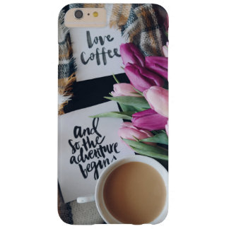 Funda Barely There iPhone 6 Plus iPhone 6/6s de Barely There del café del amor más