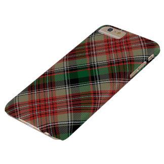 Funda Barely There iPhone 6 Plus iPhone 6/6S de Johnson del tartán más el caso