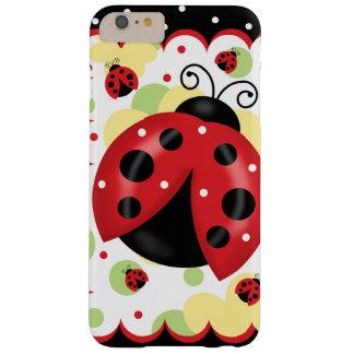 Funda Barely There iPhone 6 Plus iPhone 6/6S de la mariquita más el caso de Barely