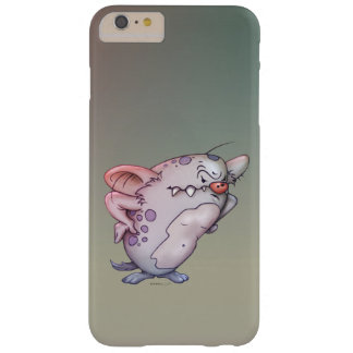 Funda Barely There iPhone 6 Plus iPhone de Barely There de la casamata del DIBUJO