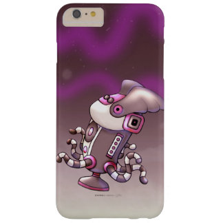 Funda Barely There iPhone 6 Plus iPhone de BarelyThere del compañero del ROBOT de