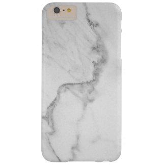 Funda Barely There iPhone 6 Plus iPhone de mármol 6/6s de Carrara más el caso