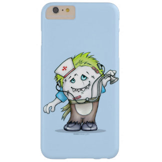 Funda Barely There iPhone 6 Plus iPhone EXTRANJERO 6/6s del MONSTRUO de MADDI más