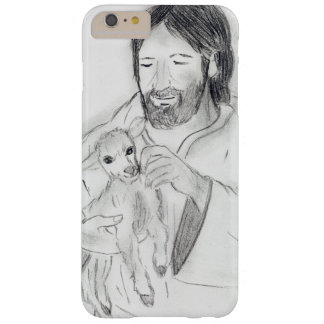 Funda Barely There iPhone 6 Plus Jesús con el cordero