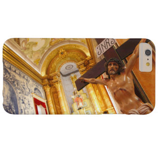 Funda Barely There iPhone 6 Plus Jesús en la cruz