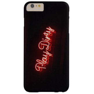 Funda Barely There iPhone 6 Plus Juego sucio