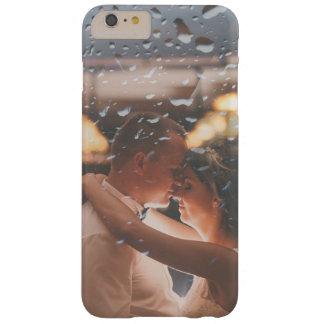 Funda Barely There iPhone 6 Plus La caja del teléfono con la foto del boda añade
