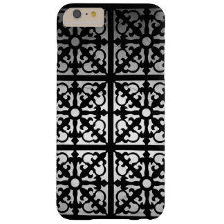 Funda Barely There iPhone 6 Plus luz negra