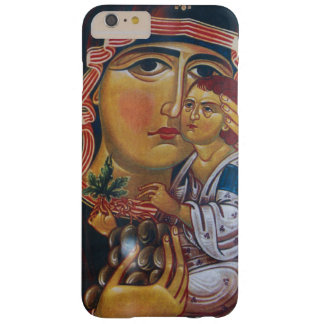 Funda Barely There iPhone 6 Plus Madre Maria y arte de Jesús