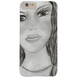 FUNDA BARELY THERE iPhone 6 PLUS  MARIA AGRADABLE