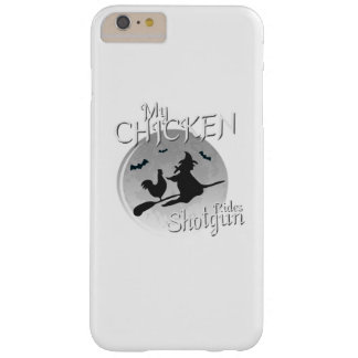 Funda Barely There iPhone 6 Plus Mis regalos del mascota de Halloween de la