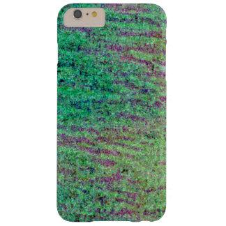Funda Barely There iPhone 6 Plus Modelo verde y marrón del tigre