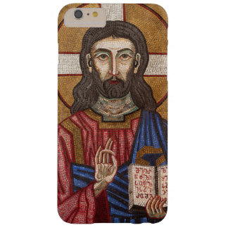 Funda Barely There iPhone 6 Plus Mosaico antiguo de Jesús