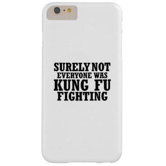 Funda Barely There iPhone 6 Plus No cada una era seguramente lucha divertida de