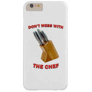 Funda Barely There iPhone 6 Plus No ensucie con el iPhone 6/6s del cocinero más el
