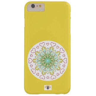 Funda Barely There iPhone 6 Plus Para el amor de la caja del teléfono de Fae