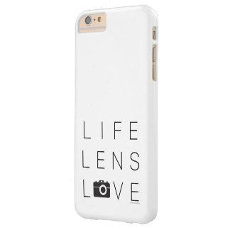 Funda Barely There iPhone 6 Plus Para el amor del caso del iPhone 6/6s de la