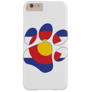 Funda Barely There iPhone 6 Plus Patas de Colorado