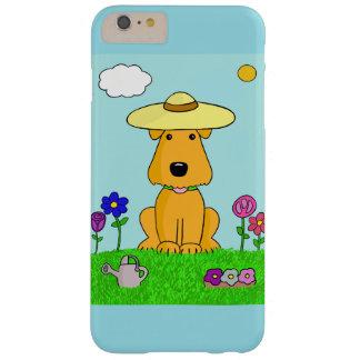 Funda Barely There iPhone 6 Plus Perro lindo de Airedale en el iPhone 6/6s del