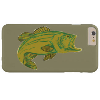 Funda Barely There iPhone 6 Plus Pescados