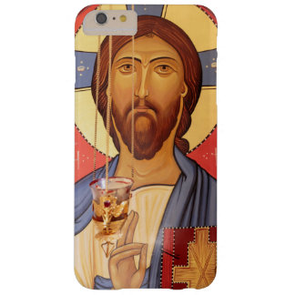 Funda Barely There iPhone 6 Plus Pintura de Jesús