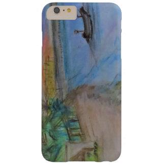Funda Barely There iPhone 6 Plus Primera puesta del sol en Playa