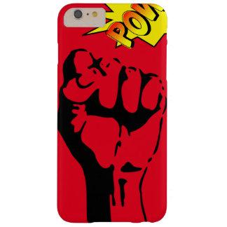 Funda Barely There iPhone 6 Plus Prisionero de guerra del puño