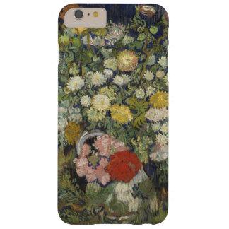 Funda Barely There iPhone 6 Plus Ramo de flores en un florero