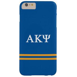 Funda Barely There iPhone 6 Plus Raya alfa del deporte de Kappa PSI el |
