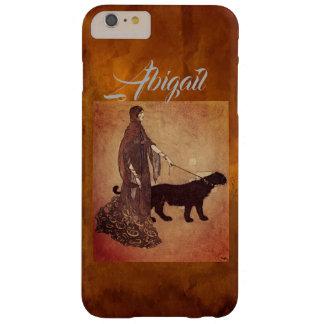 Funda Barely There iPhone 6 Plus Reina de la bella arte de Edmund Dulac de las