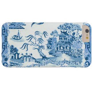 Funda Barely There iPhone 6 Plus Sauce azul