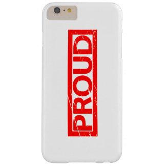 Funda Barely There iPhone 6 Plus Sello orgulloso