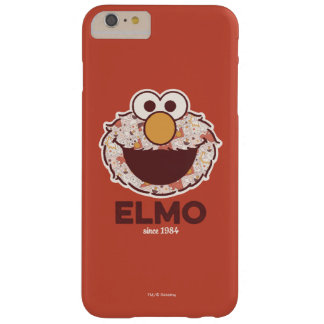 Funda Barely There iPhone 6 Plus Sesame Street el | Elmo desde 1984
